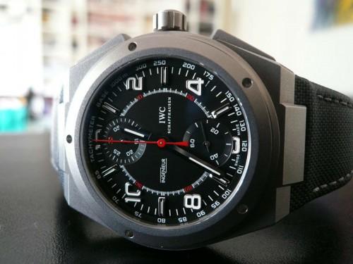 IWC Ingenieur AMG Chronograph